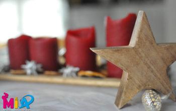 Weihnachtliche Dekoration im Dezember – Anregungen