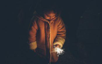 Silvester mit Kindern gestalten