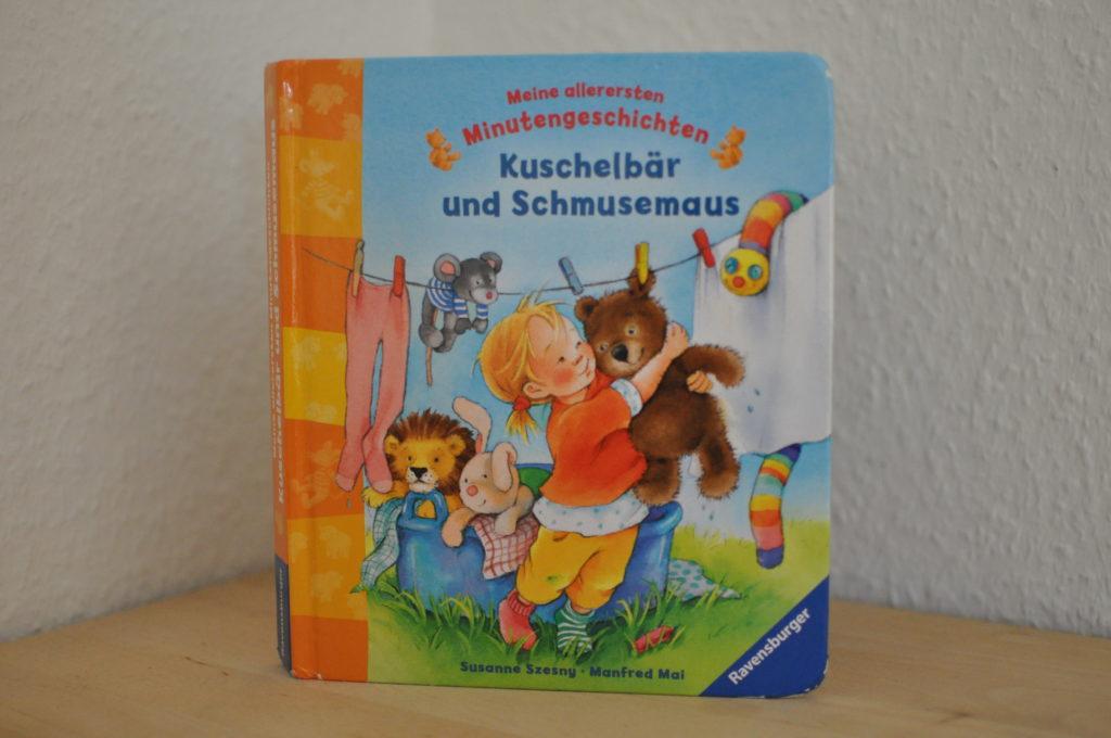 Buch für Kinder: Kuschelbär und Schmusemaus