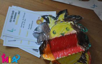 Wilde Tiere Kindergeburtstag: Ideen für Einladungen, Deko, Essen, Spiele, Mitgebsel,…