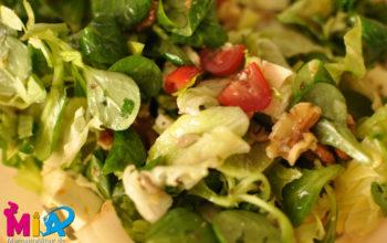 Bestes Salatdressing nach Omas Rezept