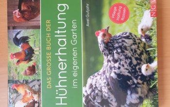 Hilfreiche Bücher zum Thema Hühnerhaltung